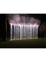 Νέο προϊόν - Καταρράκτης με πυροτεχνήματα - Andrikakis Fireworks
