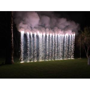 Καταρράκτης με πυροτεχνήματα - Andrikakis Fireworks