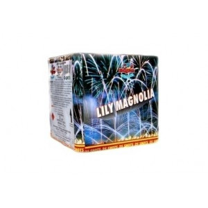 Πακέτο πυροτεχνημάτων 25 βολών Enigma Lilly Magnolia