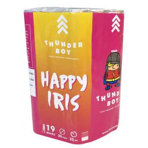 Happy-Iris-19 βολές