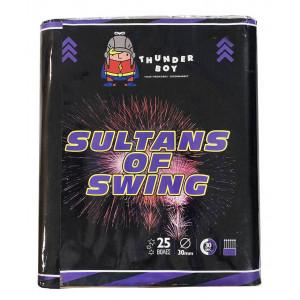 Πακέτο με πυροτεχνήματα Thunderboy Sultans Of Swing  25 βολές