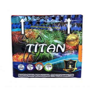 Πακέτο με πυροτεχνήματα TITAN  49 βολές