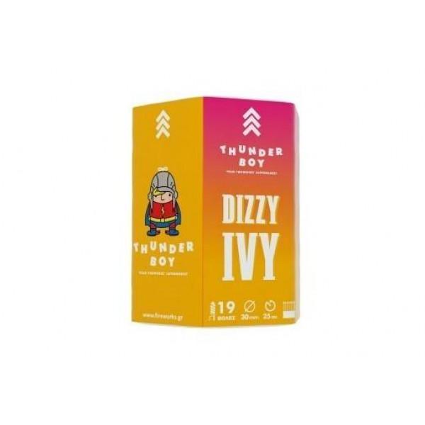 Πακέτο με πυροτεχνήματα Thunderboy Dizzy Ivy σετ 19 βολών