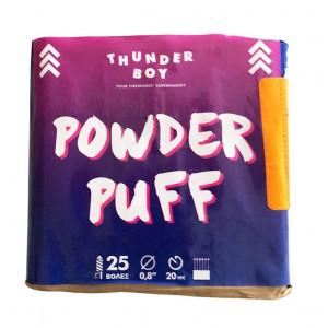 Πακέτο με πυροτεχνήματα Powder Puff  25  βολές