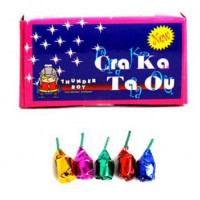 Παιδικά πυροτεχνήματα Crakataou  25 τεμαχίων Thunderboy