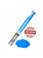 Κανόνι εφέ  που εκτοξεύει πούδρα μπλε χρώματος (1 τεμάχιο) Thunderboy