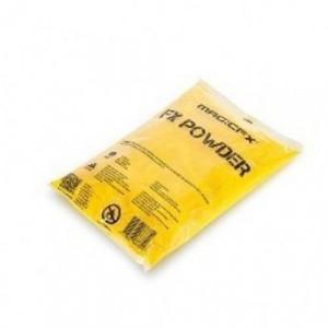 Πούδρα MagicFx Powder, ιδανική για δημιουργία εφέ, σε κίτρινο χρώμα 1kgr