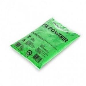 Πούδρα MagicFx Powder, ιδανική για δημιουργία εφέ, σε πράσινο χρώμα 1kgr