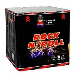 Πακέτο με πυροτεχνήματα Rock N' Roll  36 βολές