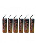 Σβούρα πυροτέχνημα 3 χρωμάτων Thunderboy σετ 6 τεμαχίων