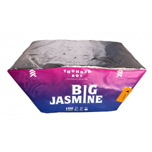 Πακέτο πυροτεχνημάτων 100 βολών Big Jasmine