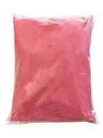 Αυθεντική Πούδρα Holi Powder, ιδανική για δημιουργία εφέ, σε ροζ χρώμα 1kgr