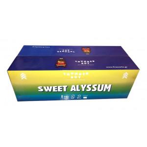 Πακέτο πυροτεχνημάτων 145 βολών Sweet Alyssum