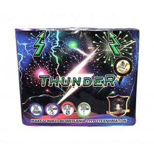 Πακέτο με πυροτεχνήματα Thunder 36 βολές