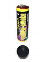 Καπνογόνο σε χρώμα κίτρινο με περόνη